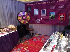 Visit us @vogueknitlive this weekend & spin our prize wheel! Booth 1009. Buy this Prize Wheel at http://PrizeWheel.com/products/floor-prize-wheels/floor-and-table-prize-wheel-12-24-slot-adaptable/.