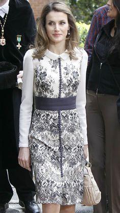 Princesa Letizia España