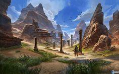 Ancient desert awaits