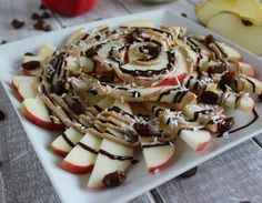 Paleo Apple Nachos