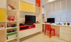 Projeto da designer de interiores Ângela Frota Foto: Divulgação