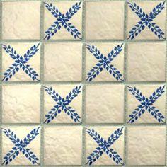 LeMog - 3dTextures - Carrelage Azuleros Bleus 2 - Tiles/317 beaulieu