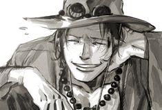 One Piece Drawing, One Piece Ace, One Piece Fanart, Sketch Painting, Various Artists, Cartoon Art, Pirates, Manga Anime, Animation