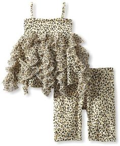 XINXINHAIHE Little Kid Baby Girl Cotton Embroidered Leggings Elastic Cartoon Rabbit Pants