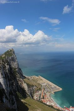 The rock of Gibraltar Rock Of Gibraltar, The Rock, Short Stories, Places, Water, Travel, Outdoor, Water Water, Outdoors