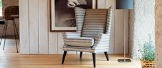Sophie chair by Parker Knoll - Great British furniture at its finest