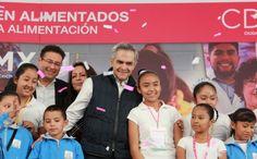 06 OCTUBRE Programas Sociales en beneficio de la infancia están garantizados en CDMX, pese a recorte presupuestal subraya Jefe de Gobierno