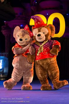 Shelly Mae & Duffy ~ DDE May 2013 - Welcome Disney Dreamers
