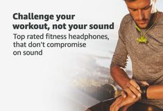 4 Stars & Up - Sports & Exercise / Headphones: Electronics Best Headphones, Over Ear Headphones, Meant To Be Together, You Sound, Top Rated, Science, Electronics, Amazon, Fitness