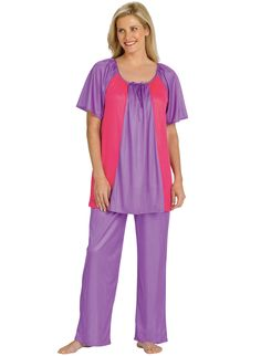 14dc850803 Sleep Riot 3 Pc Fleece Pajama Set found at  JCPenney