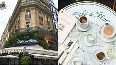 The Webster's Founder on Where To Go When You're In Paris | Lyst DE FLORE CAFE PARIS