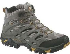 Five Best hiking boots for men in 2014