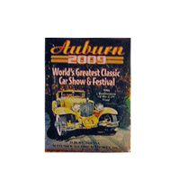 2009 Festival Lapel Pin ACD Automobile Museum Auburn, IN