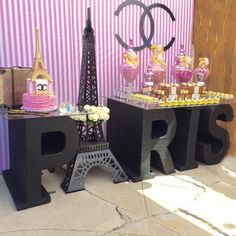 62 Ideas for party themes sweet 16 eiffel towers Quinceanera Decorations, Quinceanera Party, Paris Quinceanera Theme, Paris Prom Theme, Paris Wedding, Paris Themed Birthday Party, Birthday Party Decorations, Paris Party Decorations, Sweet 16 Birthday