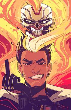 Robbie Reyes / Ghost Rider