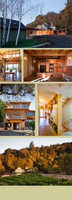 Arkin Tilt architects produce high standard modern green buildings on