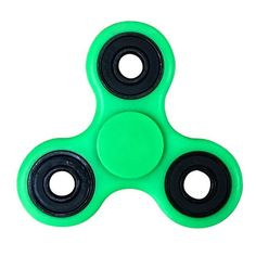 Christmas Concepts/® Spin Time 1-3 Minutes Exclusive Colour Changing LED Fidget Spinner In Turquoise Autism Stress Reducer Stress Relief