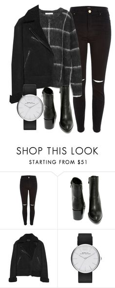 """Untitled #5325"" by laurenmboot ❤ liked on Polyvore featuring River Island, Very Volatile, rag & bone and Marc by Marc Jacobs"