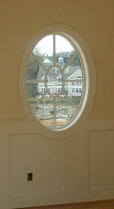 1000 Ideas About Oval Windows On Pinterest Vintage
