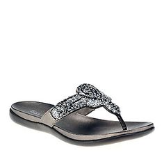 Kenneth Cole Reaction Fab Glam Thong Sandals :: Casual Sandals :: Shop now with FootSmart