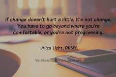Weekly Inspiration: Aliza Licht quote