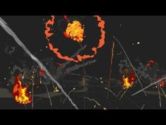 Explosive Toon VFX Texture Pack - YouTube