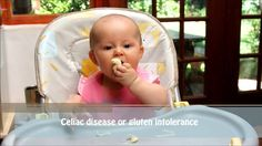 When and how to introduce wheat to your baby. Winning with wheat - give me pasta baby!