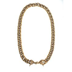 My design inspiration: Fox Chain Necklace on Fab.