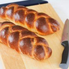Daring Bakers May 2012: challah bread