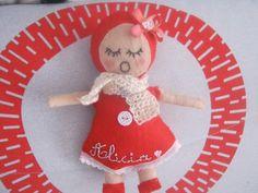 petite poupée pour petite poupette
