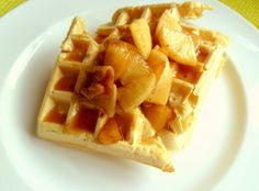 Cut out on eating outside. Make delicious waffles at home!