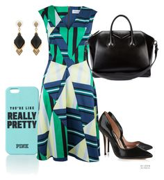 """""""Skater dress"""" by machariam ❤ liked on Polyvore"""