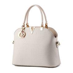 2017 Newest Design Women s  Bag Concise Elegant Lady Leisure  Fashion   Handbag Solid Color 9a34352e808e8