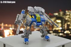 LL-918 Halcyon — BrickNerd - Your place for LEGO news, reviews and the LEGO fan community