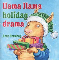 Llama Llama Holiday Drama on wegivebooks.org