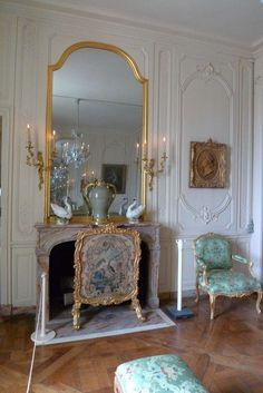 Appartement de la marquise de Pompadour à Versailles
