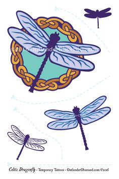 Dragonfly Tattoos                                                                                                                                                     More