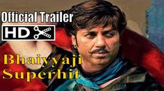 Bhaiyyaji Superhitt Trailer 2017   Sunny Deol