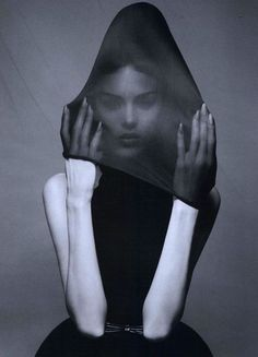 Anja Rubik by Solve Sundsbo for Muse Fall 2010