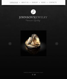 In love with it...   Jewelry Facebook HTML CMS Template CLICK HERE! live demo  http://cattemplate.com/template/?go=2e9rUWS