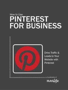 How to Use Pinterest for Business by BullsEye Internet Marketing via Slideshare