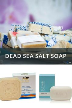 Skin problems? Cleanse your skin with the best Dead Sea salt & mineral soap bars and FINALLY get rid of your skin annoyances once and for all...