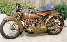 45 mejores imágenes de Harley JD 1929 | Motor de moto