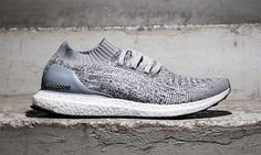 adidas Is Dropping the Ultra Boost Uncaged in Grey