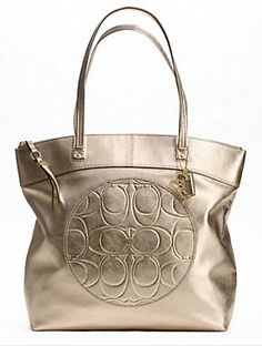 COACH BAG, absolutely love it. -- I have it in blue from our mini fam vacay!