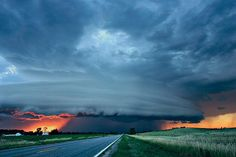 Home to some of the world's most spectacular weather, the American Midwest has long been the hunting-ground of storm chasers from around the world.