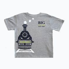 Train Big Brother T-Shirt by toluni on Etsy