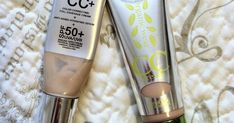 As you can tell from this photo...I love me some It Cosmetics Your Skin But Better CC cream. It was actually a surprise favorite, as I'...