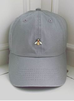 Queen Bee Baseball Hat- monogramming available!