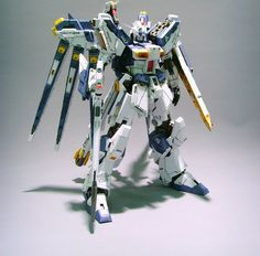 FULL DOWNLOAD: Papercraft [Rarra]  RX-93-V2 Hi-Nu Gundam ver. Evolve. Info & Link